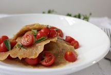 Healthy Cooking / Healthy food, cocina ligera y sana. comida limpia.