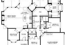 Home Floor Plans I Like