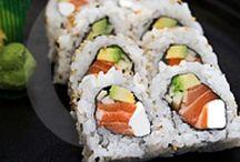 SUSHI! / Ideas for when I make sushi.