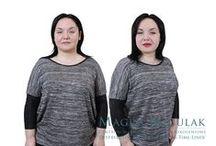Metamorfoza na Pięknej - Renata Gałek / Renata Gałek  ma 39 lat i prawie dorosłego syna.  Z zawodu jest ekonomistą, a obecnie pracuję w firmie multimedialnej. Renata wzięła udział w Metamorfozie na Pięknej i zmieniła swój wygląd.