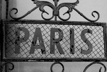 Je suis Paris...~ / by 🌸~*~Mireille~*~🌸