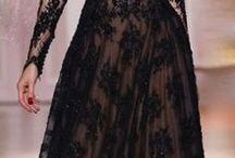 The little Black evening Dress