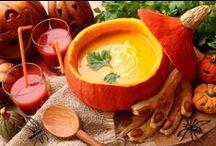 HALLOWEEN - Gruselrezepte / So wird's gruselig in der Küche ... Halloween Snacks und Rezepte!