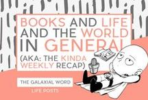 Blog Posts! / Blog posts from The Galaxial Word!  | Book Blogging, YA Books, Book Recommendations, YA, Reading, Book Discussions, Books, Currently Reading, Book Bloggers, Bloggers, Blogging