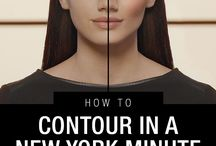contouring for beginners and other make up tips!