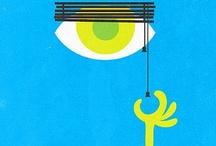 Illustration / by Zahra Zolfaghari