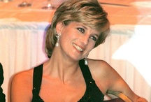 Diana, Princess of Wales / by Rosemary Spillane