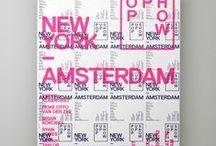 Typography * Graphics / by Merav Gellis-Hemli