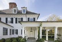 House O'Dreams / My dream home will be bright, classic, and comfortable :) / by Nicole Davis