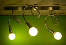 My lamps / Desing, lamps, wood, recycling, handmade, eco...