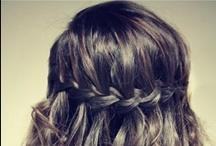just hair.