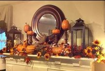 The Fall.....Thanksgiving