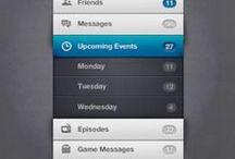 UI Design Ideas / by John Weber