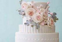 *WEDDING CAKE INSPIRATION*