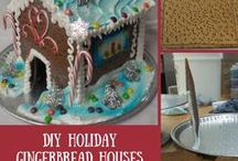 Christmas Cakes & Treats / Christmas cakes by ABC Cake Shop in Albuquerque, NM