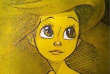 DIY Drawing - Zeichnen / by Nadine Nauhauser