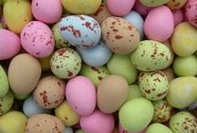 Easter Treats / These tempting Easter treats have got the whole office drooling!