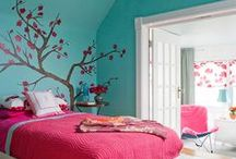 Kid Spaces / Decor, design and products for kids' rooms.