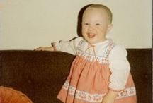 When we were Young / We've been feeling a bit nostalgic at the Eyespace head office this week - check out our baby pics