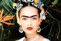 fяι∂α / Frida Kahlo inspiration in fashion!