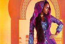 Mode africaine - VLISCO