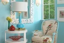 Ideas for the House - Inspire by Colour