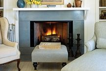 Must-Have Mantels / Beautiful mantel design and decor ideas.