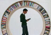 Décoration d'intérieur - Bibliothèques / .