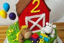 3D Cakes