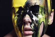 painting for make-up