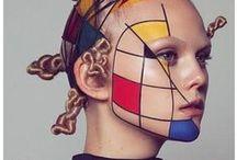 geometric make-up