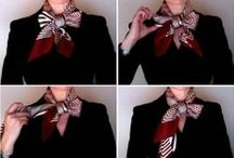 Mode - Foulards, écharpes...