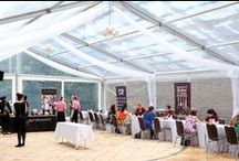 Clear Marquees / The latest Stunning Clear Marquees