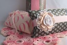 Pillow Boxes #1. / by Sylvia