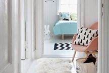 Hallways & closets