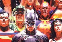 Comics: Super Heros Universe / by haganey