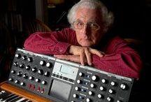 The Moog Story / Moog. Robert Moog. Moog Synthesizer.