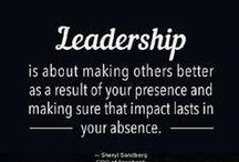 Travail - Management / Leadership