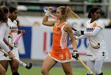 Play Like A Girl / 90% field hockey  / by Erin T.