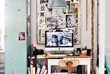 Creative Craft Rooms / Inspiring and beautiful studios for creatives