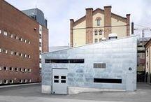 Industriarkitektur / Industrial architecture