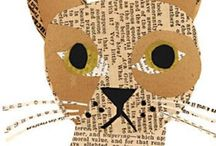 Paper Crafts For Kids / All types of paper crafts, perfect for little hands!