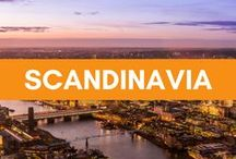 Scandinavia Travel / I have serious wanderlust for Scandinavia. I cannot wait to travel here one day.