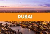 Dubai Travel / Traveling to Dubai? Check this out!