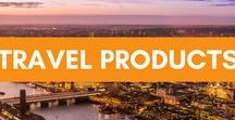 Travel Products to Make Life Easier / Travel products that will help make travel life easier!