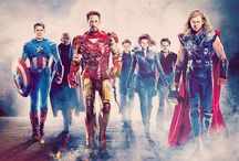 Avengers / Avengers Assemble! / by Lindsey Hess
