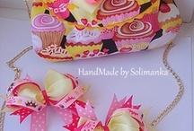 Sew for girls / handmade sewings for girls