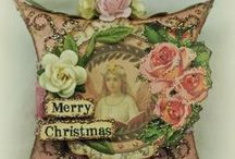 Ornament Inspiration / Christmas ornaments that inspire your creativity and ornaments that are just plain beautiful