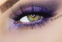 Starry Eyes / You'll only find eye makeup here. All credit goes to the amazing people who created these looks.  / by Amanda