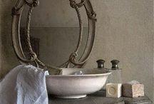 la salle de bains 風呂